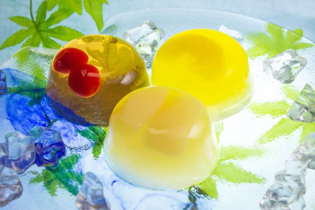 日本の果実ゼリーを販売いたします
