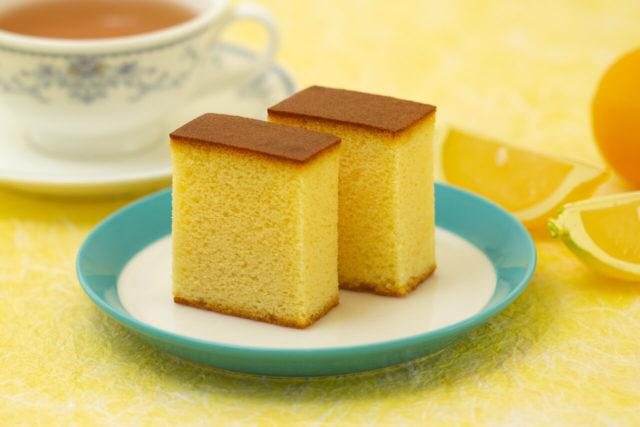 レモンミルクケーキを販売いたします