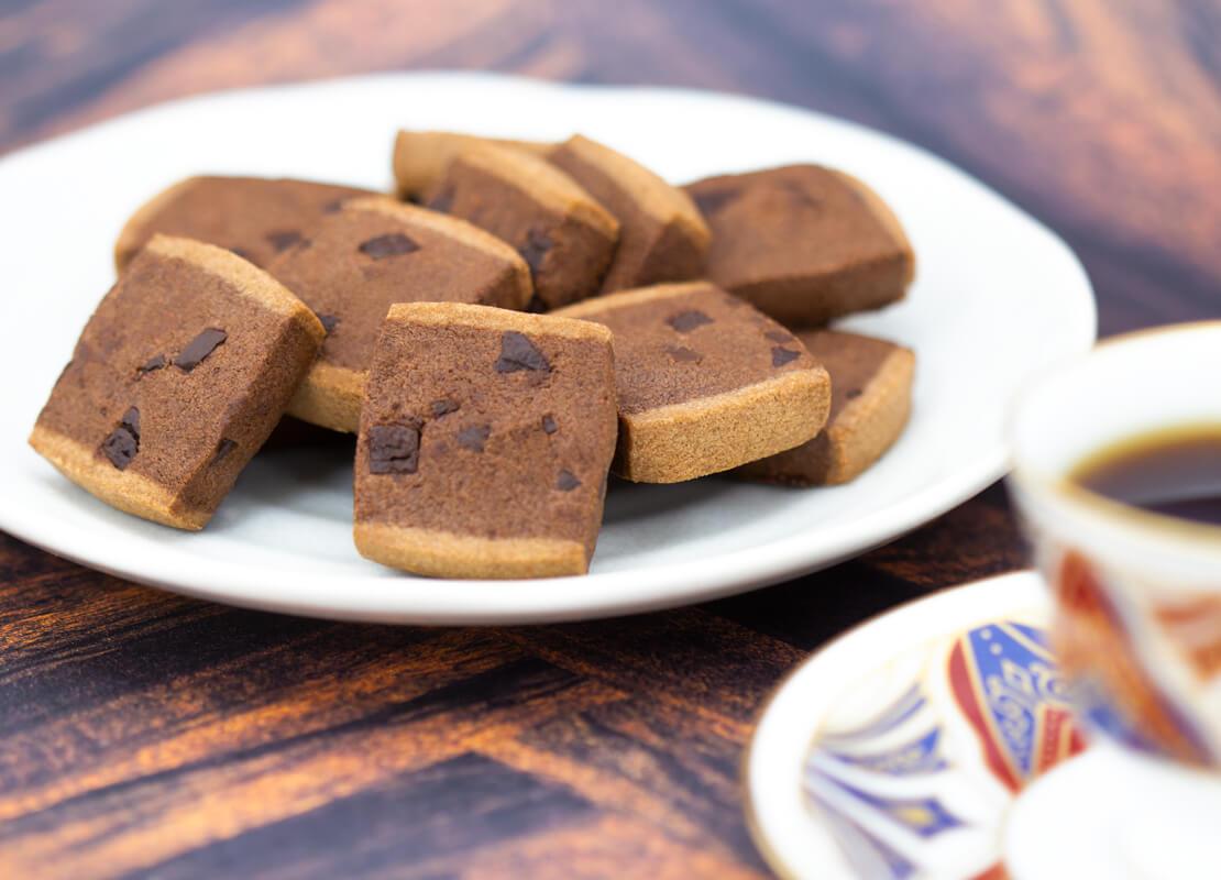 チョコチップカステラクッキー